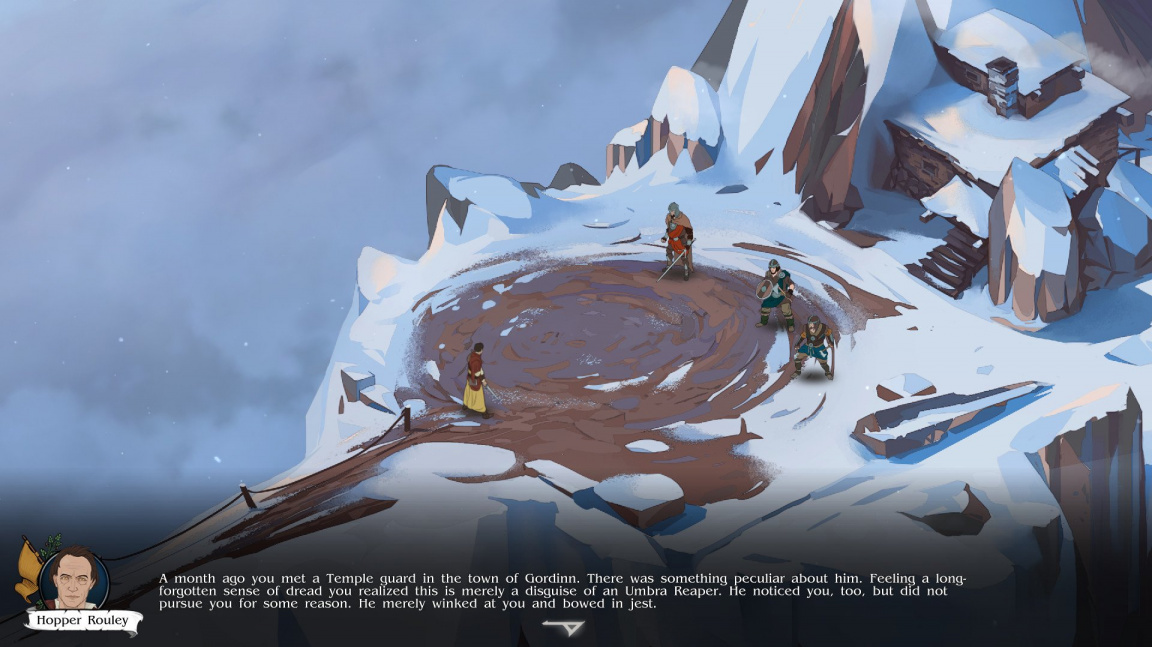 V RPG Ash of Gods vám mohou a budou umírat společníci