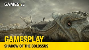 GamesPlay - Shadow of the Colossus
