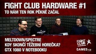 Fight Club Hardware - pilot