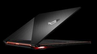 Asus ROG Zephyrus: test notebooku s GTX 1080 v Kingdom Come a dalších 12 hrách