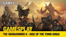 GamesPlay - hrajeme Rise of the Tomb Kings, DLC k Total War: Warhammer II