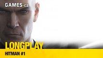 LongPlay – Hitman #1: losovačka začíná
