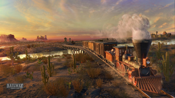Railway Empire - recenze