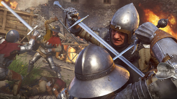 Kingdom Come: Deliverance - recenze