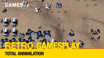 Retro GamesPlay – Total Annihilation