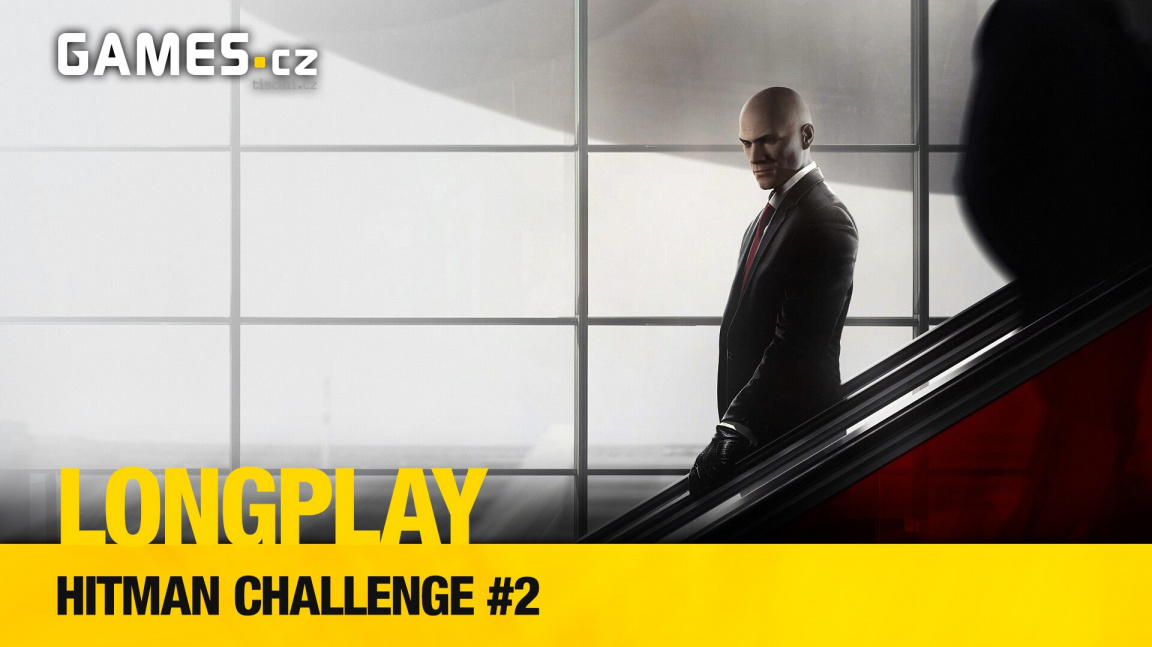 LongPlay – Hitman #2: masakr v Marrákeši