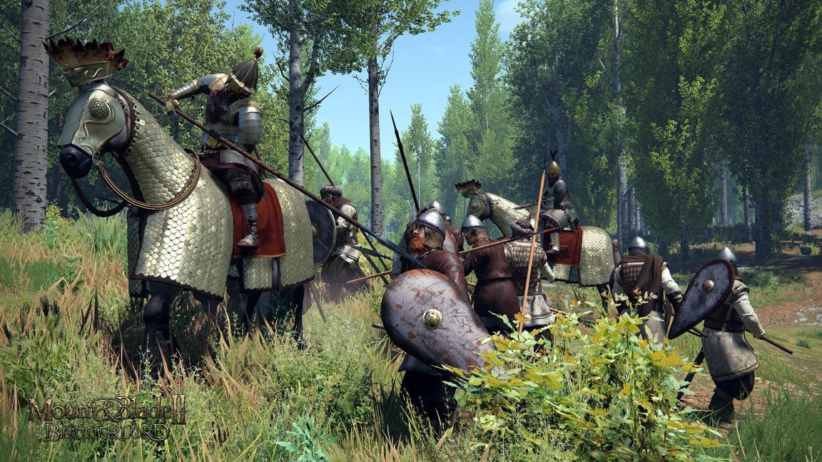 Tvůrci na blogu Mount & Blade II: Bannerlord vysvětlují, proč byste se měli bát Říše