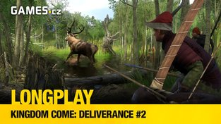 LongPlay – Kingdom Come: Deliverance, aneb pryč z Talmberka