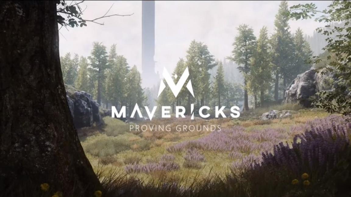 Mavericks: Proving Grounds slibuje battle royale s 400 hráči a MMO s tisícem