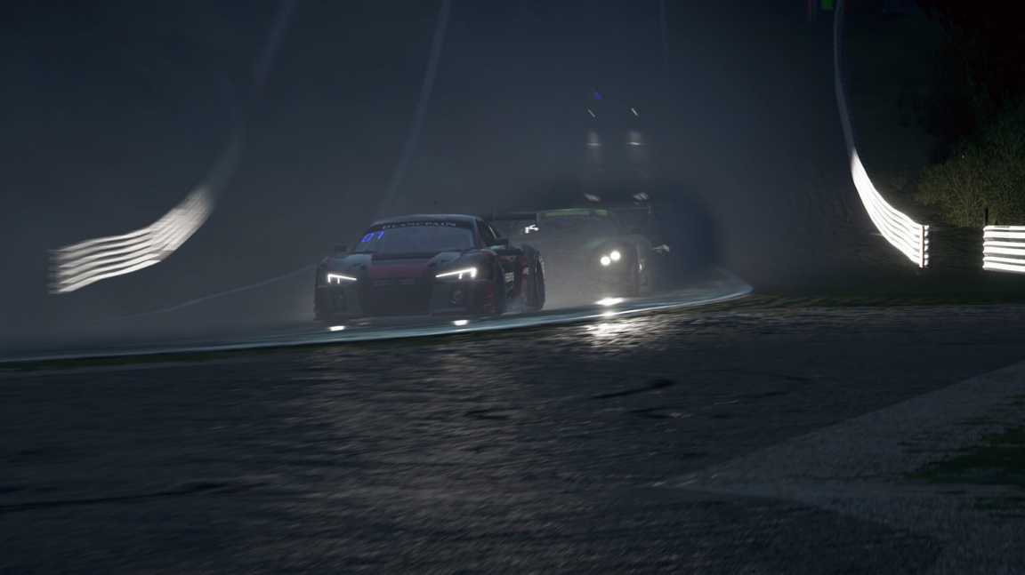Hardcore simulace Assetto Corsa Competizione chystá early access s jedním autem