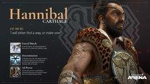 Total War: Arena spouští otevřenou betu a přidává do hry Kartágo