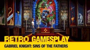 Retro GamesPlay – hrajeme adventurní klasiku Gabriel Knight