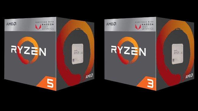 Co se vyplatí? APU Raven Ridge, anebo levný procesor a grafika?