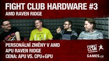 Fight Club Hardware #3: APU Raven Ridge