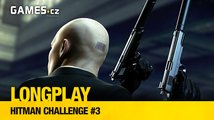 LongPlay – Hitman #3: zpátky do Maroka