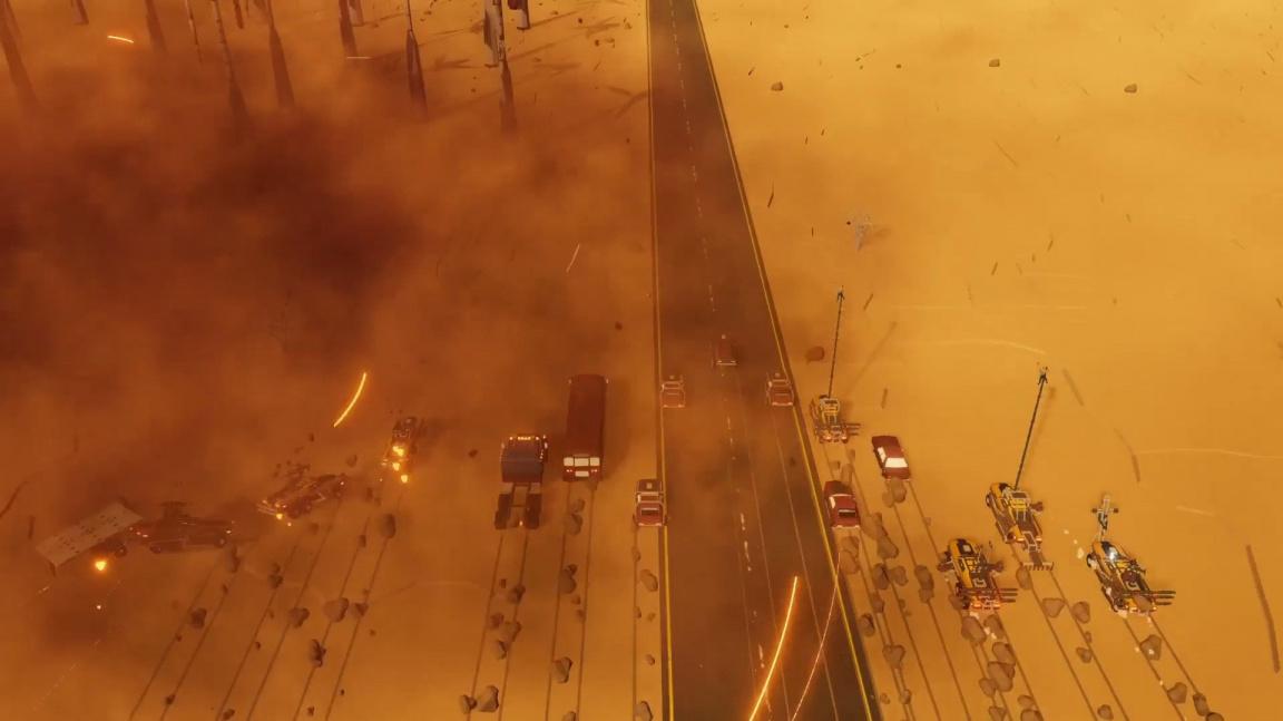 Road of Dust and Rust je věrnou napodobeninou filmového Šíleného Maxe