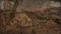 Polská adventura Apocalipsis láká na grafiku jako ze středověkého kodexu a kapelu Behemoth