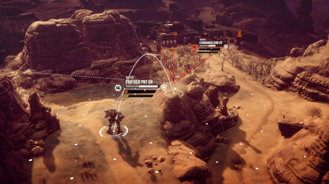 """""""BattleTech je Hra o trůny ve vesmíru,"""" popisují autoři svou tahovku s mechy"""