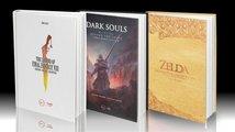 Dark Souls III, Bloodborne, poslední Zelda a Final Fantasy VIII se dočkají knižních průvodců