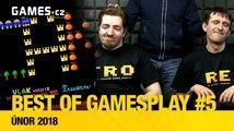 Best of GamesPlay #5 - únor