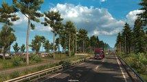 Další rozšíření mapy v Euro Truck Simulator 2 vás vezme do Pobaltí