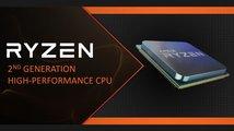 AMD Ryzen 7 2700X: o 300 MHz vyšší takty?