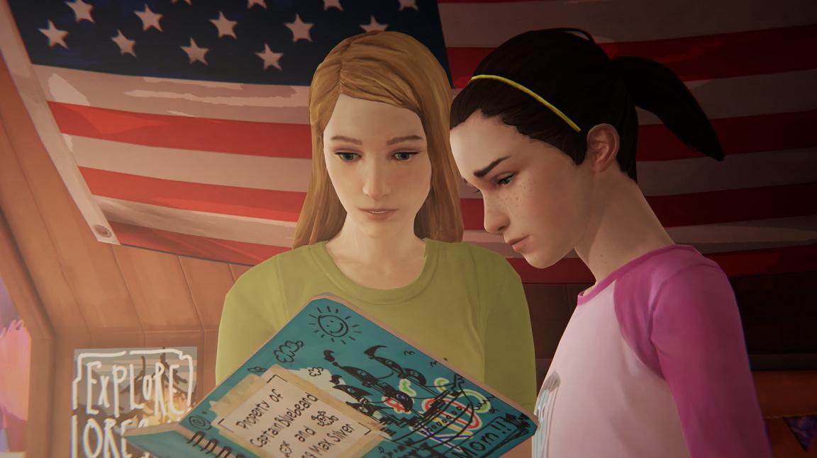Příběh Max a Chloe z Life is Strange se uzavírá bonusovou epizodou Farewell