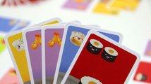 Karty mrtvého muže a Sushi Go! – recenze dvou karetních her do kapsy