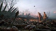 Stealth adventura A Plague Tale: Innocence nebude nic pro slabé povahy – dojmy z E3