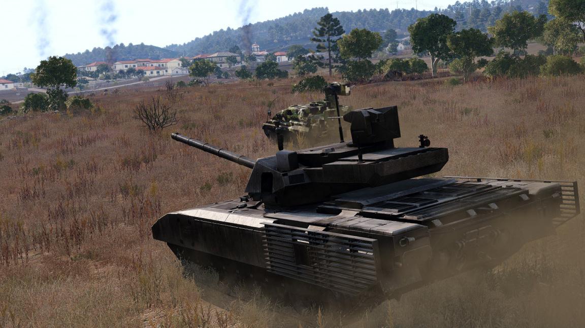 Arma 3 vyhlašuje svátek obrněnců. Vyšlo DLC Tanks i s updatem zdarma