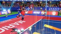 Mario Tennis Aces nabídne triviální pinkání i taktickou hloubku už v červnu