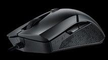 Test herní myši Asus ROG Strix Evolve - zajímavá volba pro praváky i leváky