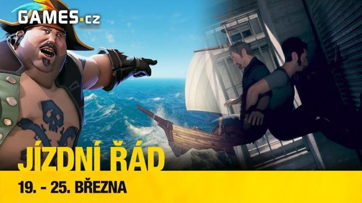 Všichni na palubu, piráti se chystají na velký herní útok
