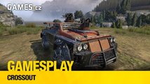 GamesPlay – hrajeme postapokalyptický Crossout