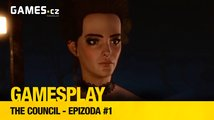 GamesPlay - The Council: Epizoda #1