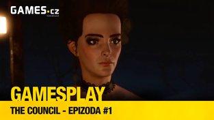 GamesPlay - The Council: Epizoda #1