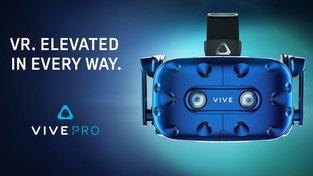 Prodej HTC Vive Pro startuje 5. dubna, předobjednávky již začaly