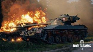 Po osmi letech existence se World of Tanks převléká do nového enginu. Vychází verze 1.0