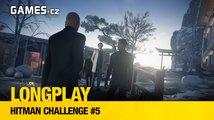LongPlay: Hitman Challenge #5
