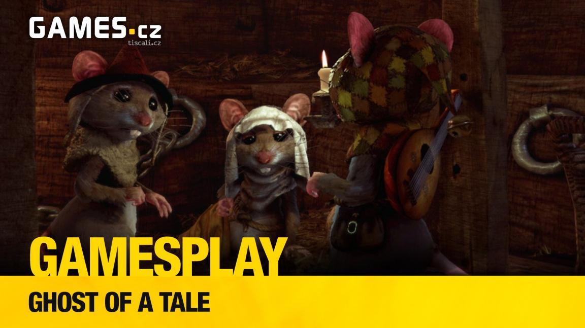 GamesPlay – hrajeme myší dobrodružství Ghost of a Tale