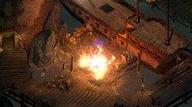 V Pillars of Eternity II vám kromě mečů poslouží i bomby a výbušné sudy