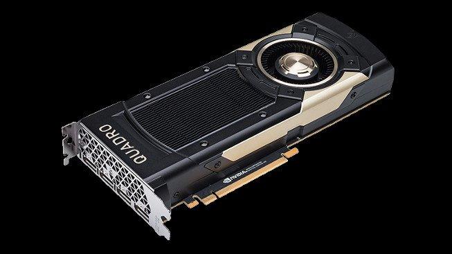 Nvidia na GTC představila novou Voltu: profi model Quadro GV100