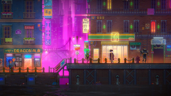Tales of the Neon Sea – recenze
