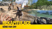 Rekapitulace: série Far Cry