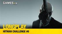 LongPlay: Hitman Challenge #6