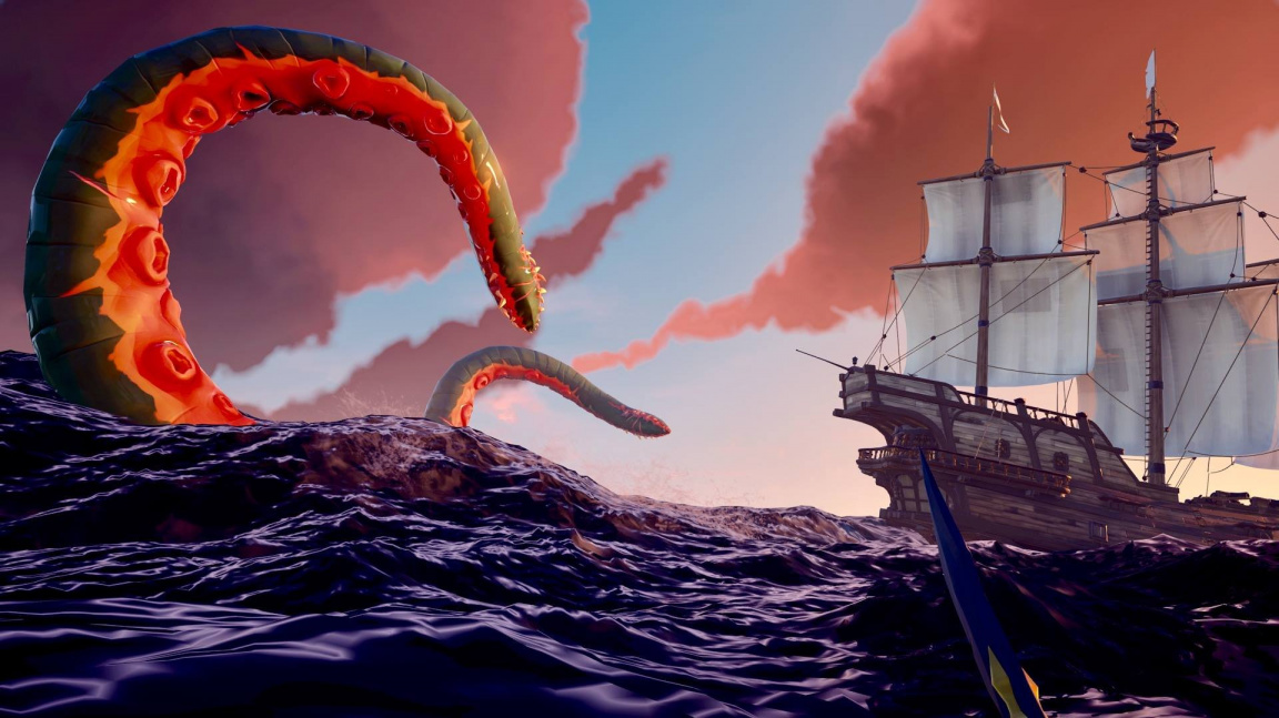Sea of Thieves - recenze
