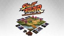 Figurková deskovka Street Fighter od Youtubera Angry Joe nevypadá vůbec špatně