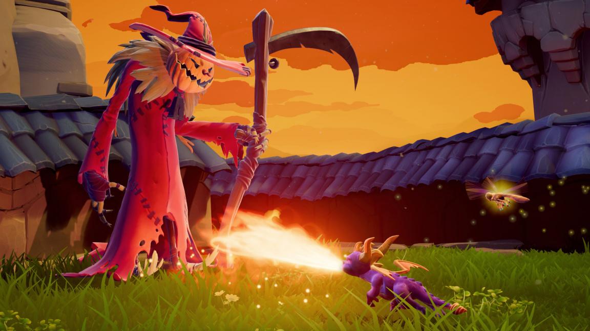 12 minut z remaku Spyro 2 vás dokonale navnadí na chystanou Spyro Reignited Trilogy