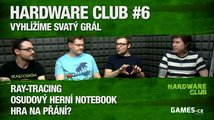 Hardware Club #6: Ray-tracing, notebook HP Omen X