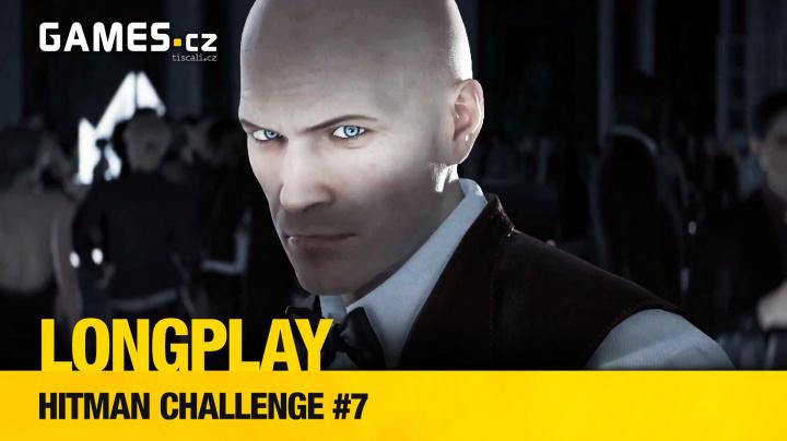 LongPlay: Hitman Challenge #7